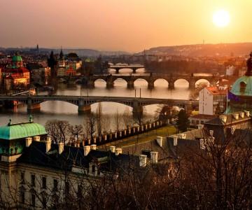 sunset-prague-czech-republic-hd-wallpaper