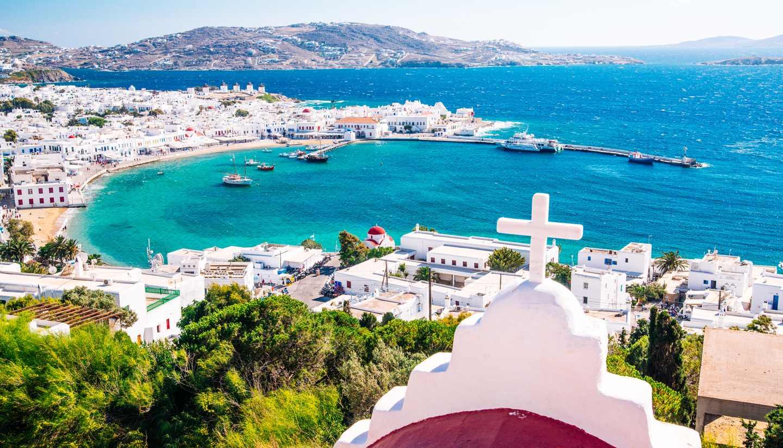 Лето Грција